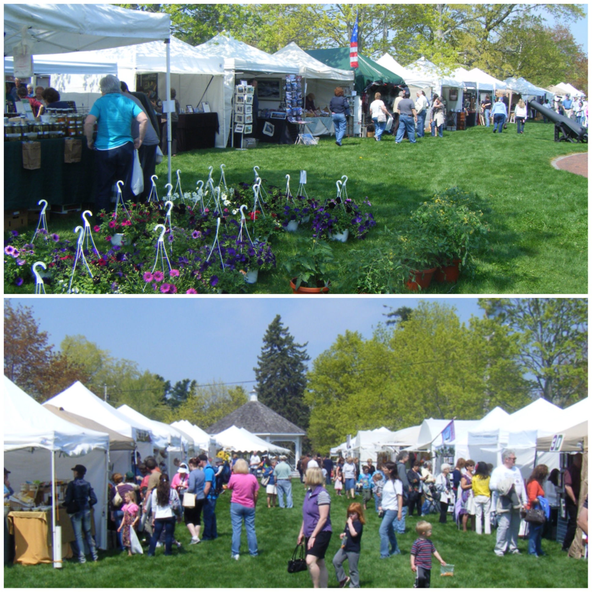 Th Annual Mother S Day Weekend Craft Festival Hampton
